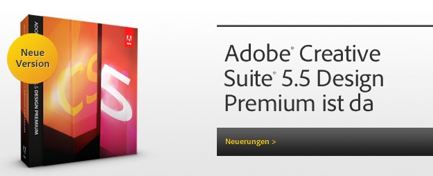 Adobe Creative Suite 5.5 Design Premium